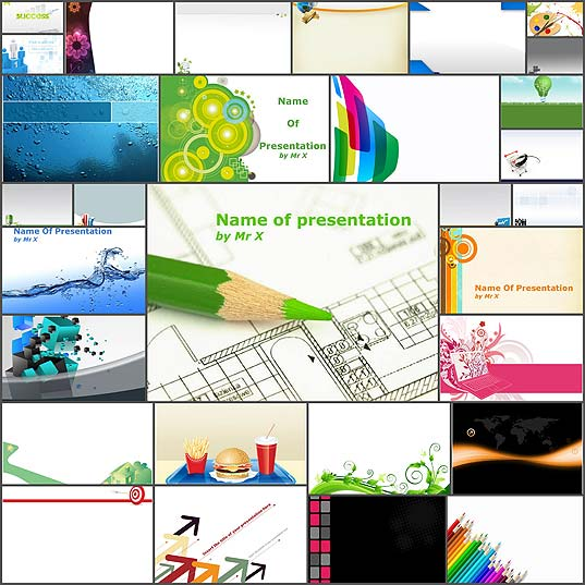 30 Best PowerPoint Templates which are ... : a4 テンプレート 無料 かわいい : 無料