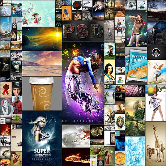 105-ultimate-collections-of-photoshop-tutorials