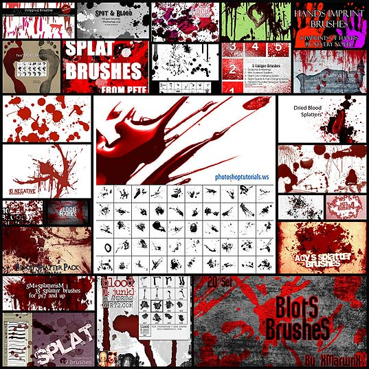 25blood-brushes-photoshop