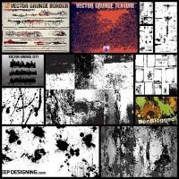 100-excellent-grunge-vectors-for