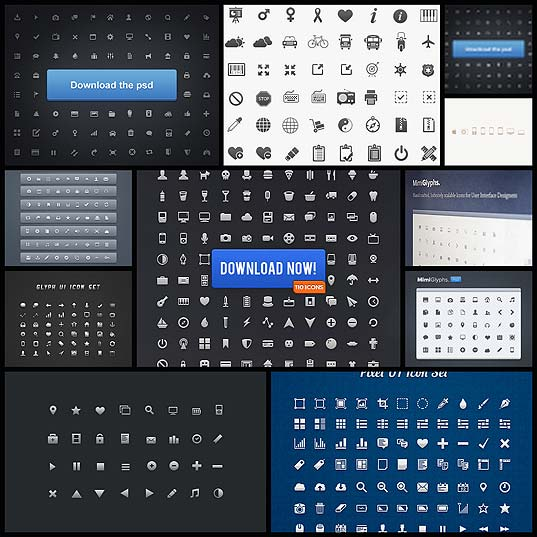 10mini-glyphs-and-symbols-icon-sets