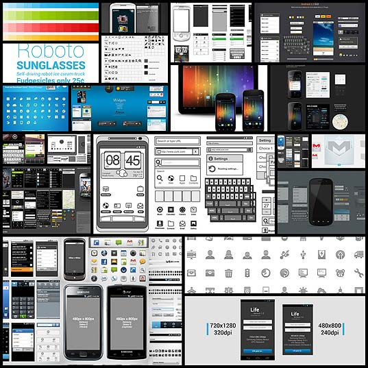 20android-gui-stencils-kits-and-templates