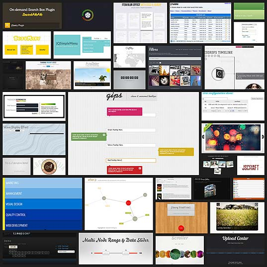 40-fresh-jquery-plugins-and-tutorials-available-for-free