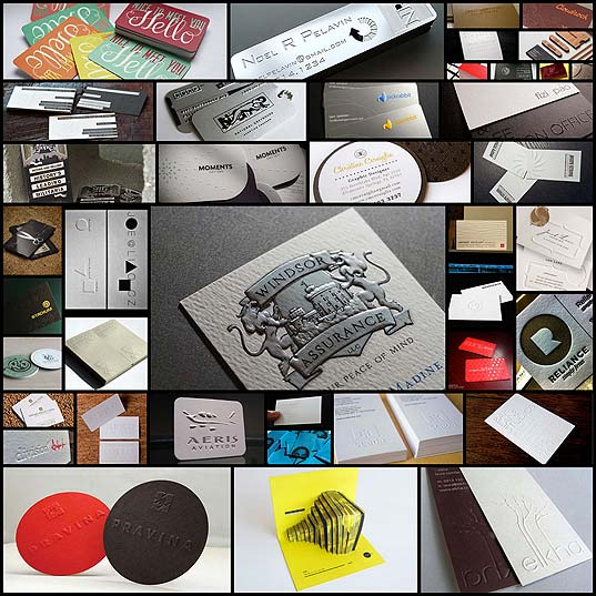 40embossed-business-cards