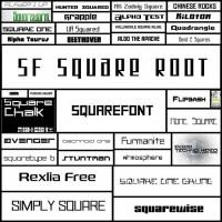 36square-fonts