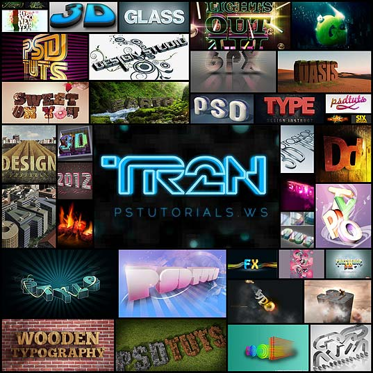 3d-text-effects-ultimate-collection-photoshop-tutorials40