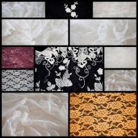 12 Unique Lace Textures