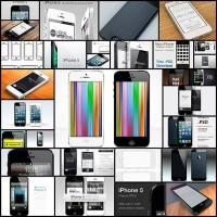 30-free-superb-iphone5-psd-templates