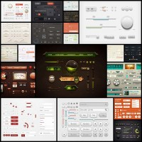 20-fresh-and-free-psd-ui-kits