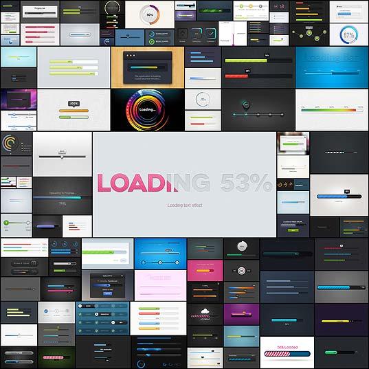 110-free-progress-bar-loading-bar-psd-designs