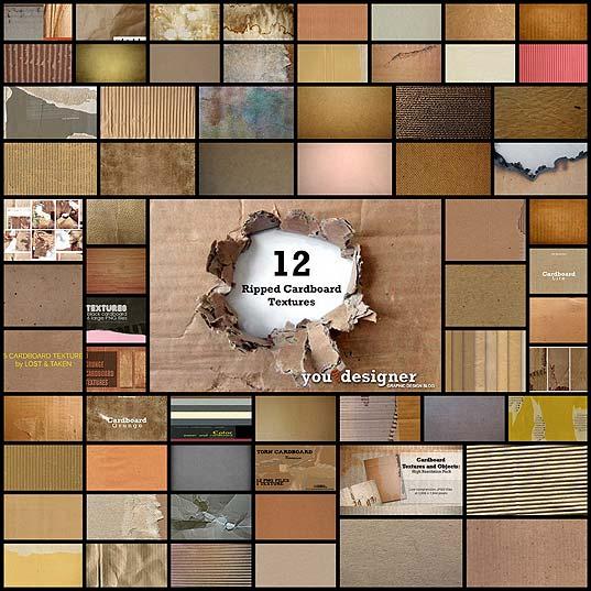 250Free-Cardboard-Textures