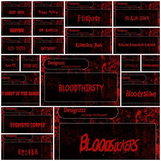 blood-font-download22
