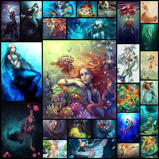 mermaid-illustrations-artworks26