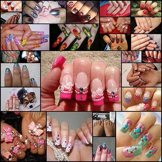 26-impossible-japanese-nail-art-designs