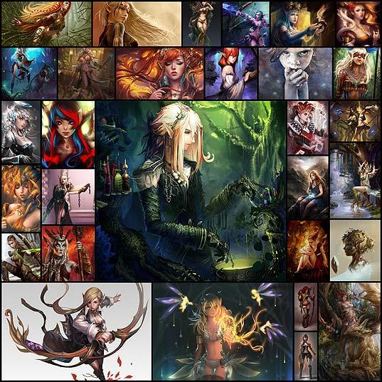 elf-illustrations-artworks30