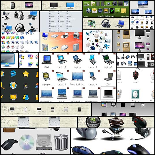 25-free-computer-icons-sets