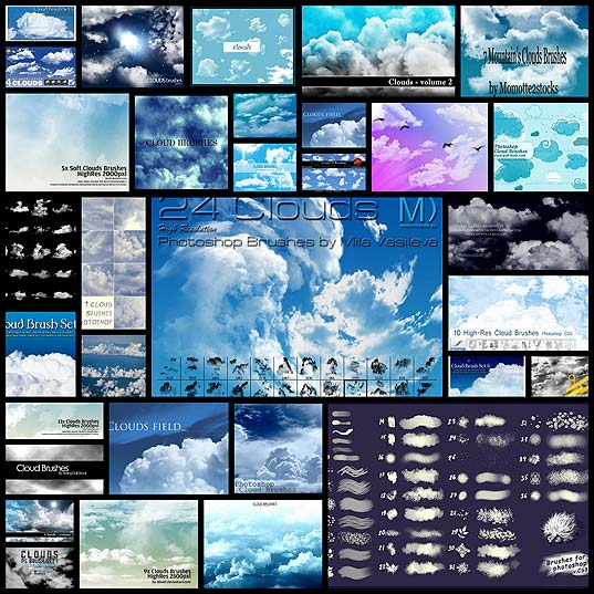 30-free-photoshop-cloud-brushes