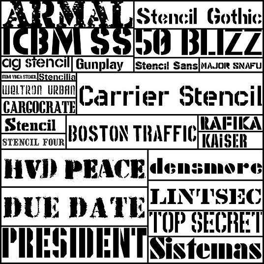 25-excellent-stencil-fonts-for-free