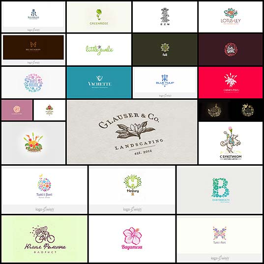 bright-flower-logo-design-examples-for-inspiration25