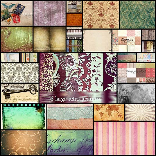 30-high-quality-free-vintage-textures