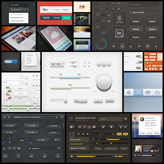 20-free-ui-element-psd-files