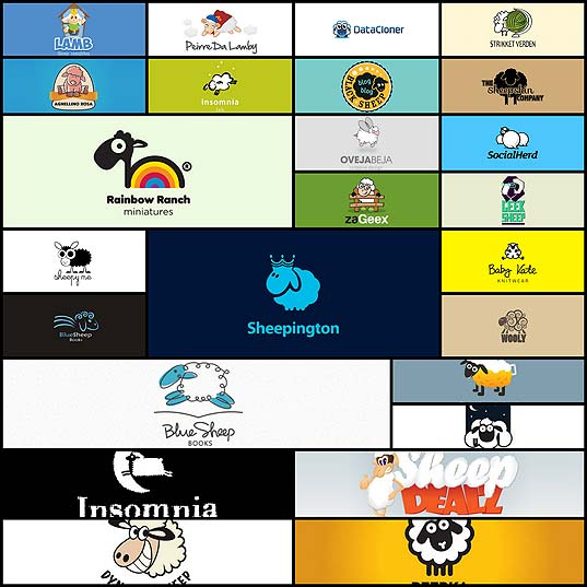 27-creative-designs-of-sheep-logo-to-inspire-you
