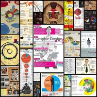 30-stand-alone-infographic-resume-designs