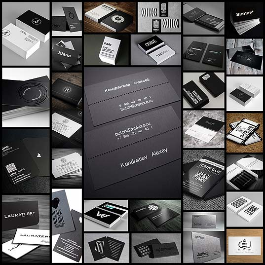 40-plus-awesome-black-and-white-business-cards-design