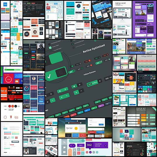 flat-ui-kits-pack50