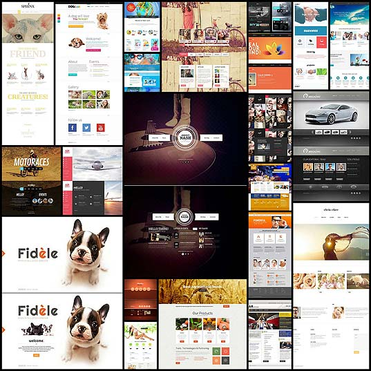 24bootstrap-templates-2013