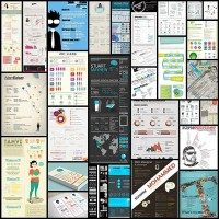 30-examples-creative-graphic-design-resumes-infographics
