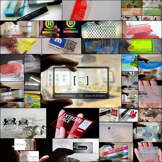50-best-transparent-business-cards