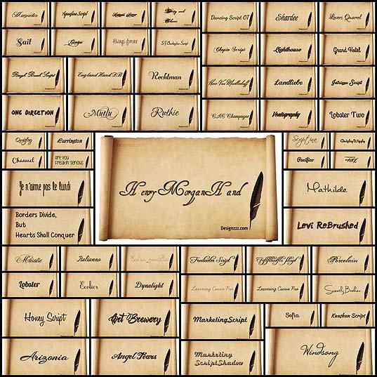 script-fonts60