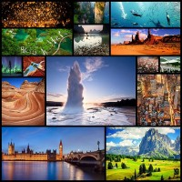 地球上で最も美しい場所15