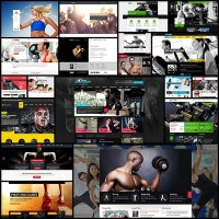 19-sport-fitness-website-themes