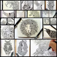 pen-drawing-time-guardian-steampunk-owl-kerby-rosanes17