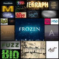 21-modern-photoshop-text-effects-tutorials