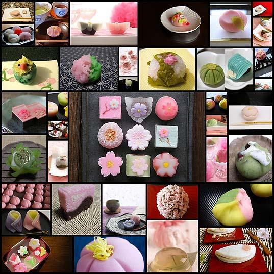 春を感じさせる和菓子37