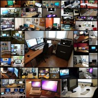 おしゃれなMacの机周りのまとめ44