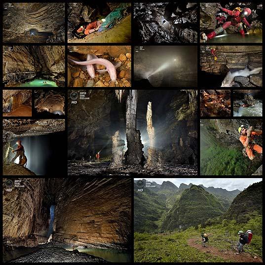 重慶の洞窟17