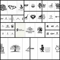 effective-eye-catching-black-on-white-logos14