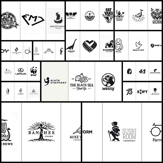 effective-eye-catching-black-on-white-logos14