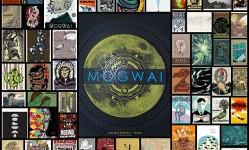 Mogwaiのポスター・フライヤー集75