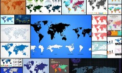 32-Very-Useful-Vector-World-Maps-Free-to-Download