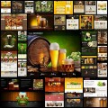 ビールをモチーフにしたフリー&プレミアムなテンプレート・Wordpressテーマ(40個)