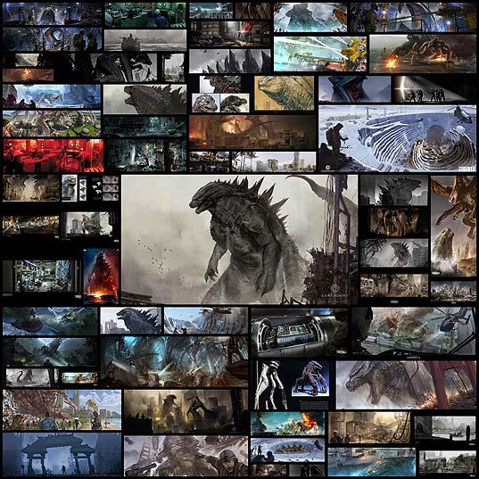 新ハリウッド版「ゴジラ」のコンセプトアート(65枚)