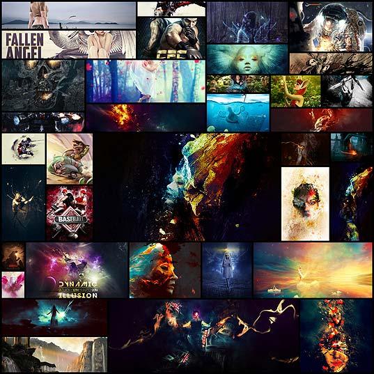 Photoshopによる写真加工チュートリアル(35個)