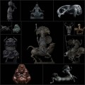 Dashi Namdakovによるシュールな彫刻アート(12枚)