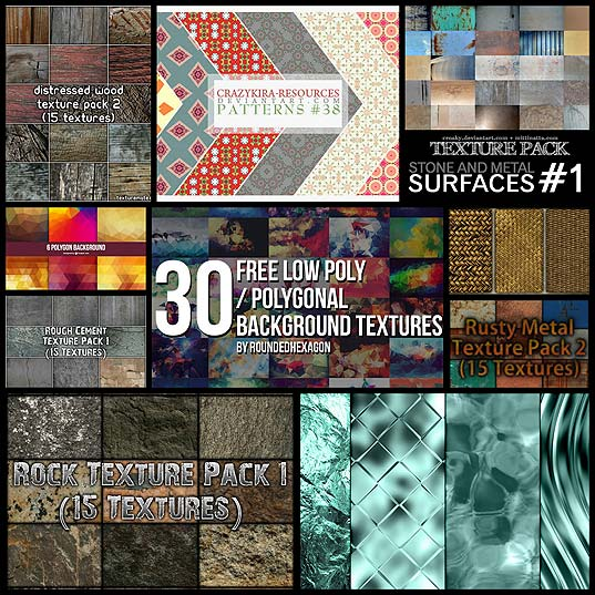 10-wonderful-sets-of-free-textures-and-patterns