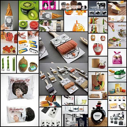クリエイティブなパッケージデザイン(30例)